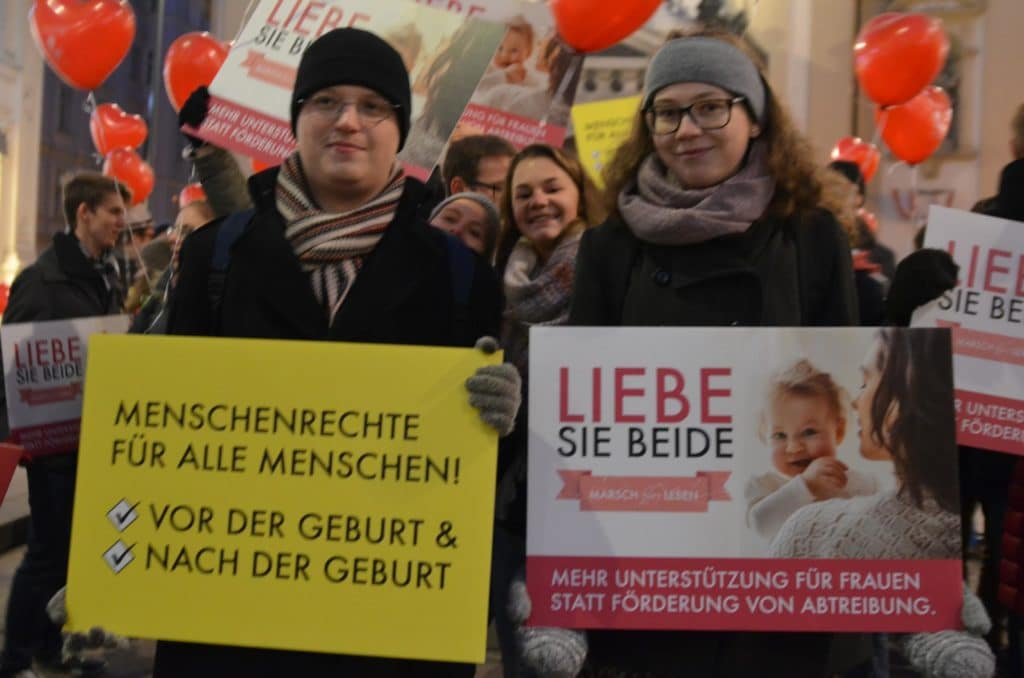 Austrian Marches for Life
