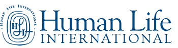 human life international logo - Ali
