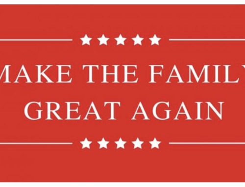 "HLI Joins Ruth Institute Signers in ""Make the Family Great Again"" Petition"